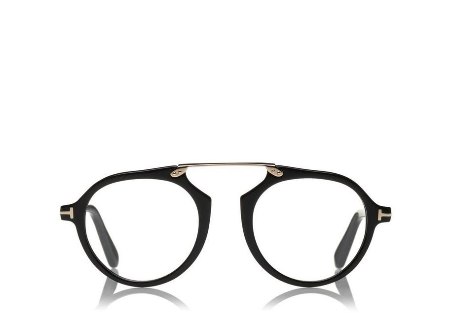 04b50ba79efa TOM FORD ROUND BRIDGELESS OPTICAL FRAME.  tomford
