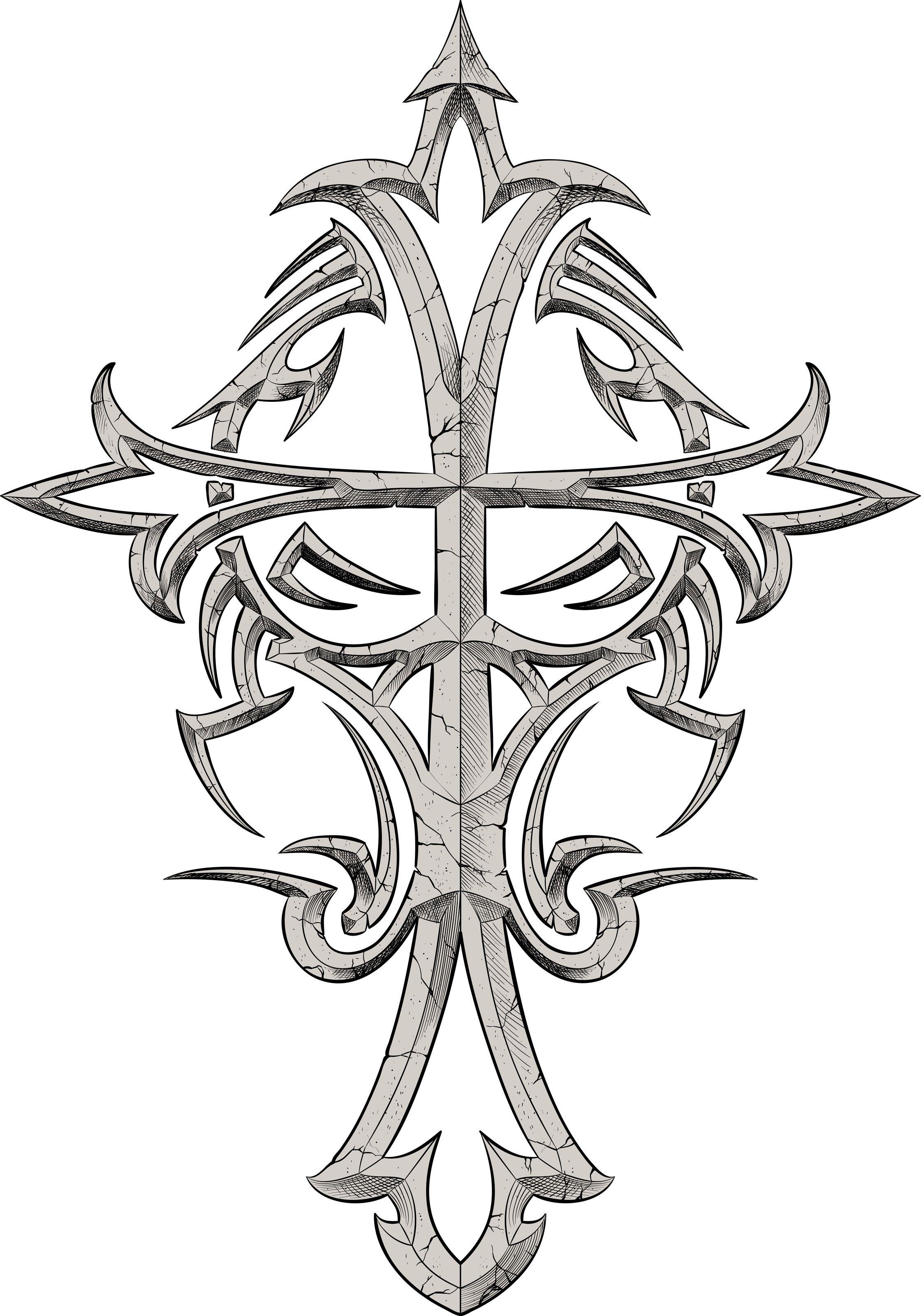 tattoo inspiration cross celtic