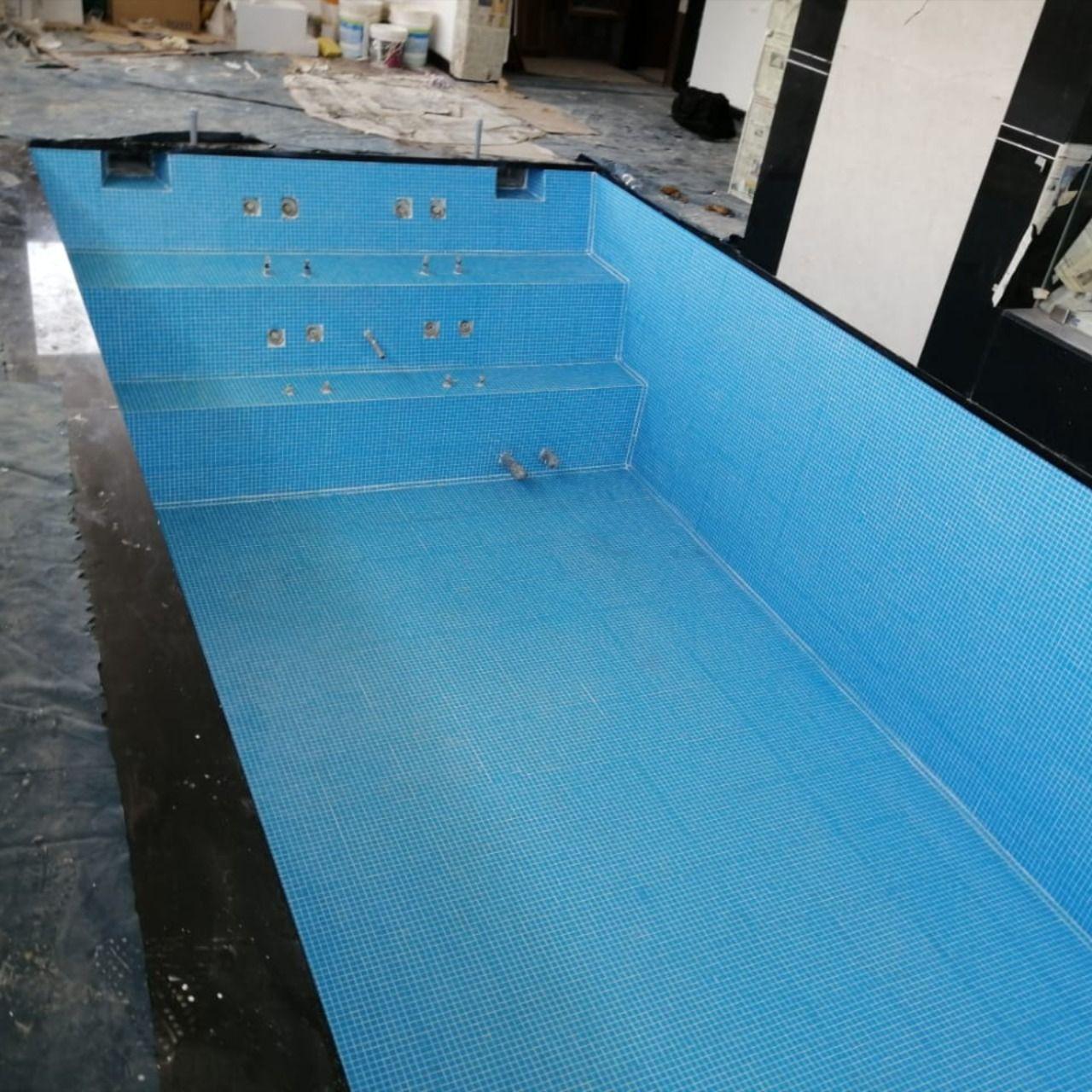 Swimming Pool Tile Laying With Warranty Kerala Pool Tile Swimming Pools Swimming Pool Tiles