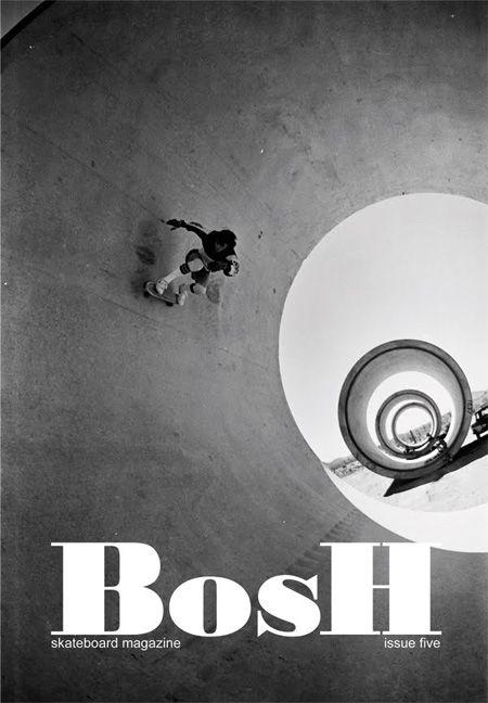 BosH magazine cover