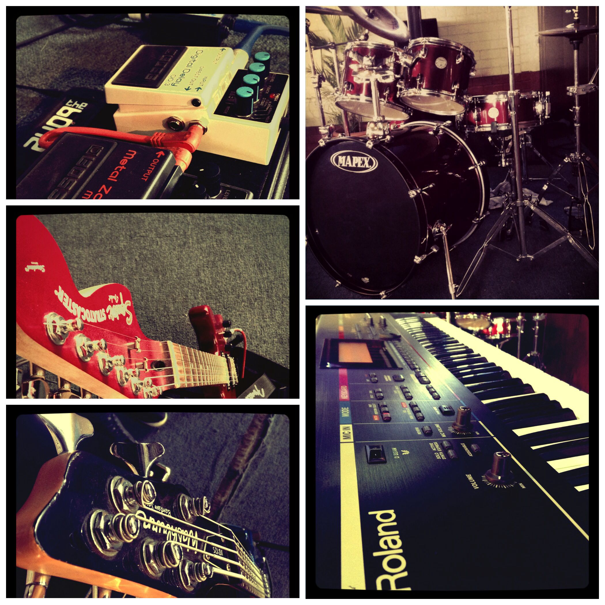 La música es nuestro motor.
