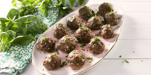 "Photo of Zucchini ""Meatballs"""