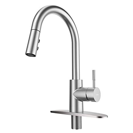 Lepo Kitchen Faucet For Sinks Kitchen Faucet With Pull Down