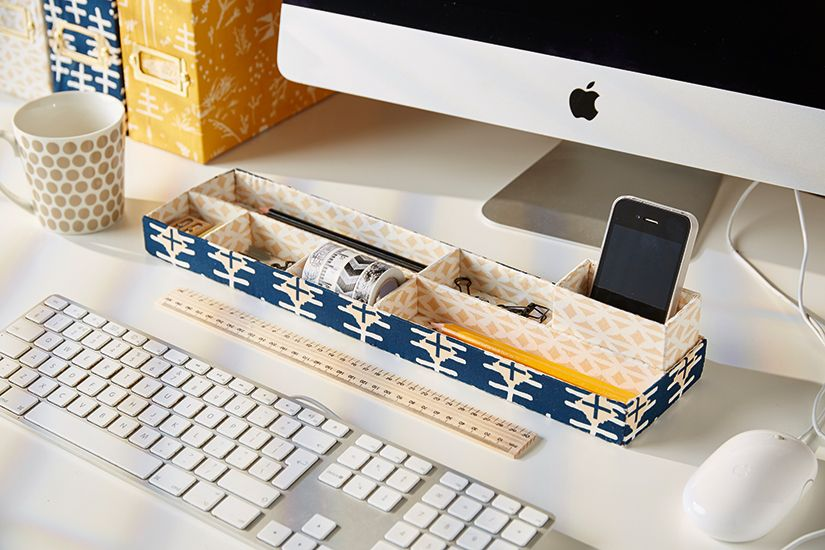 a cute and practical diy desk organizer i m in charge it s mine rh pinterest com