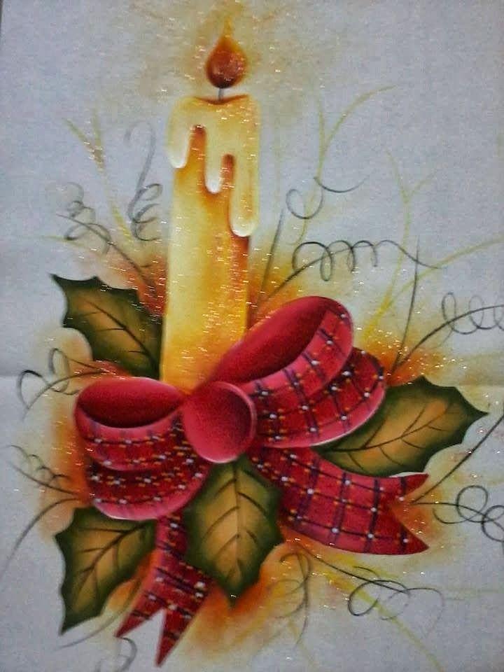 M o amiga pinteres - Dibujos navidenos para pintar en tela ...