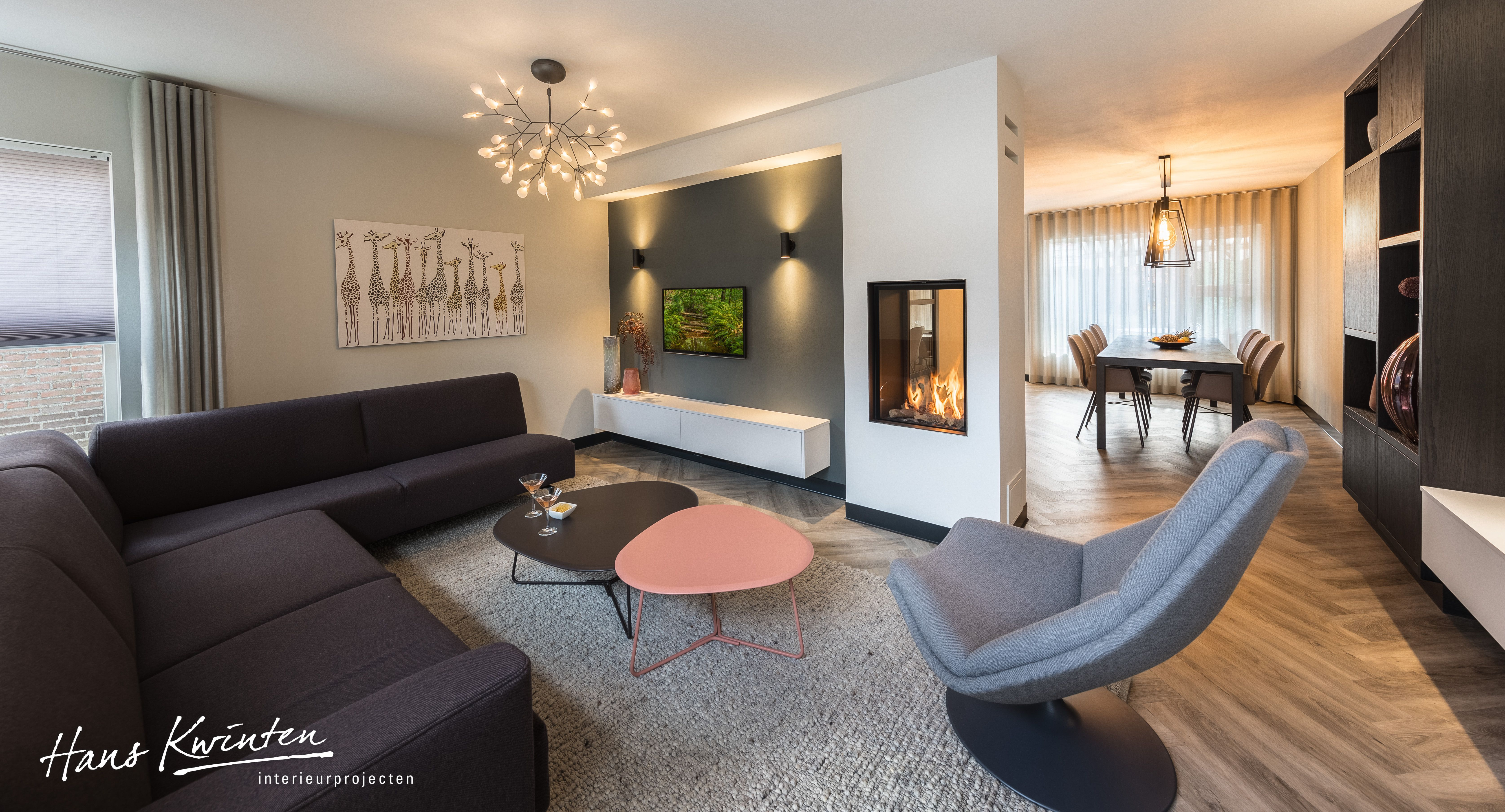 Interieur Strak Klassiek : Hans kwinten interieurprojecten in bergeijk. maatwerk meubels