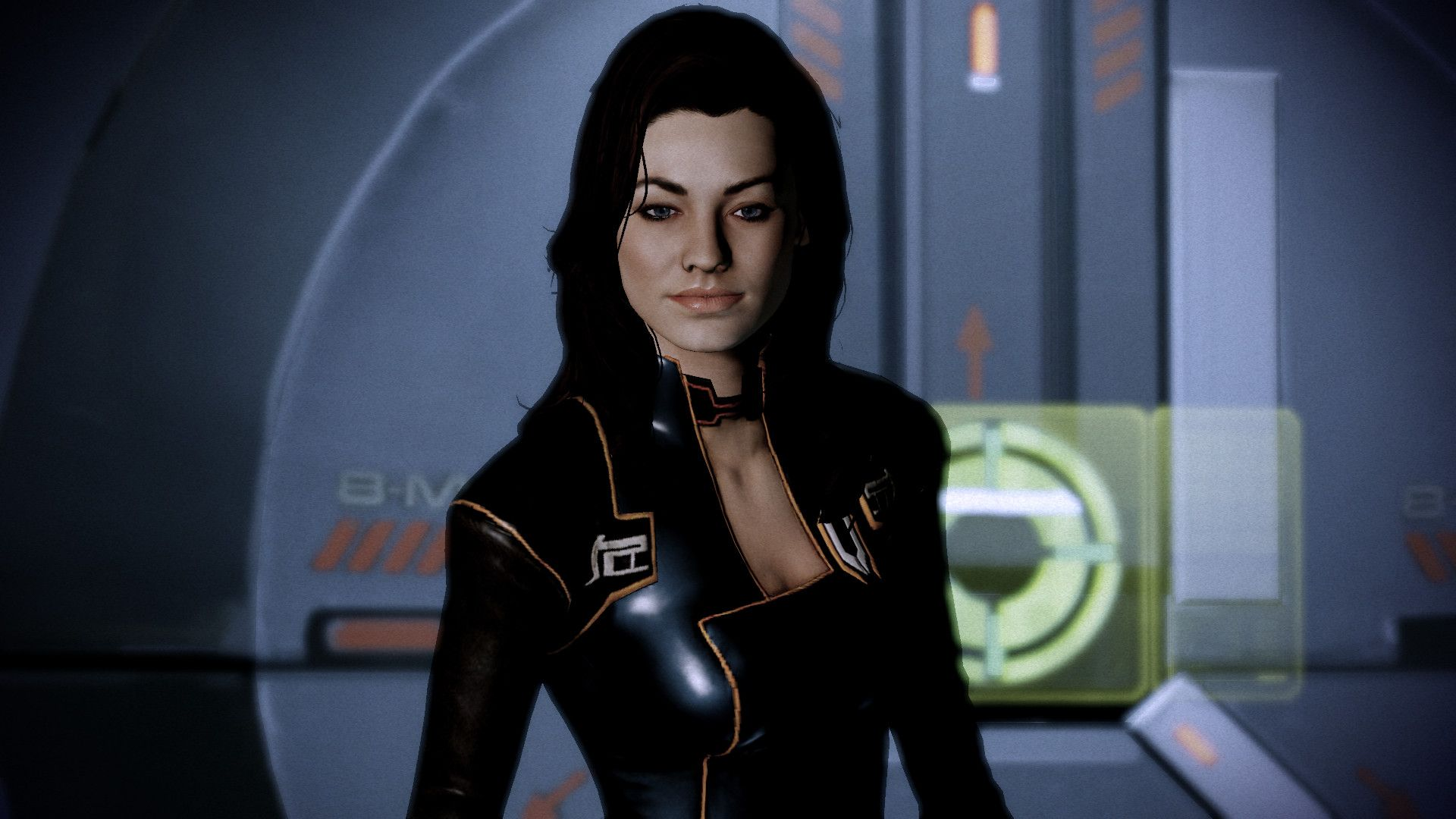 Mass effect 2 miranda stripping exposed pictures