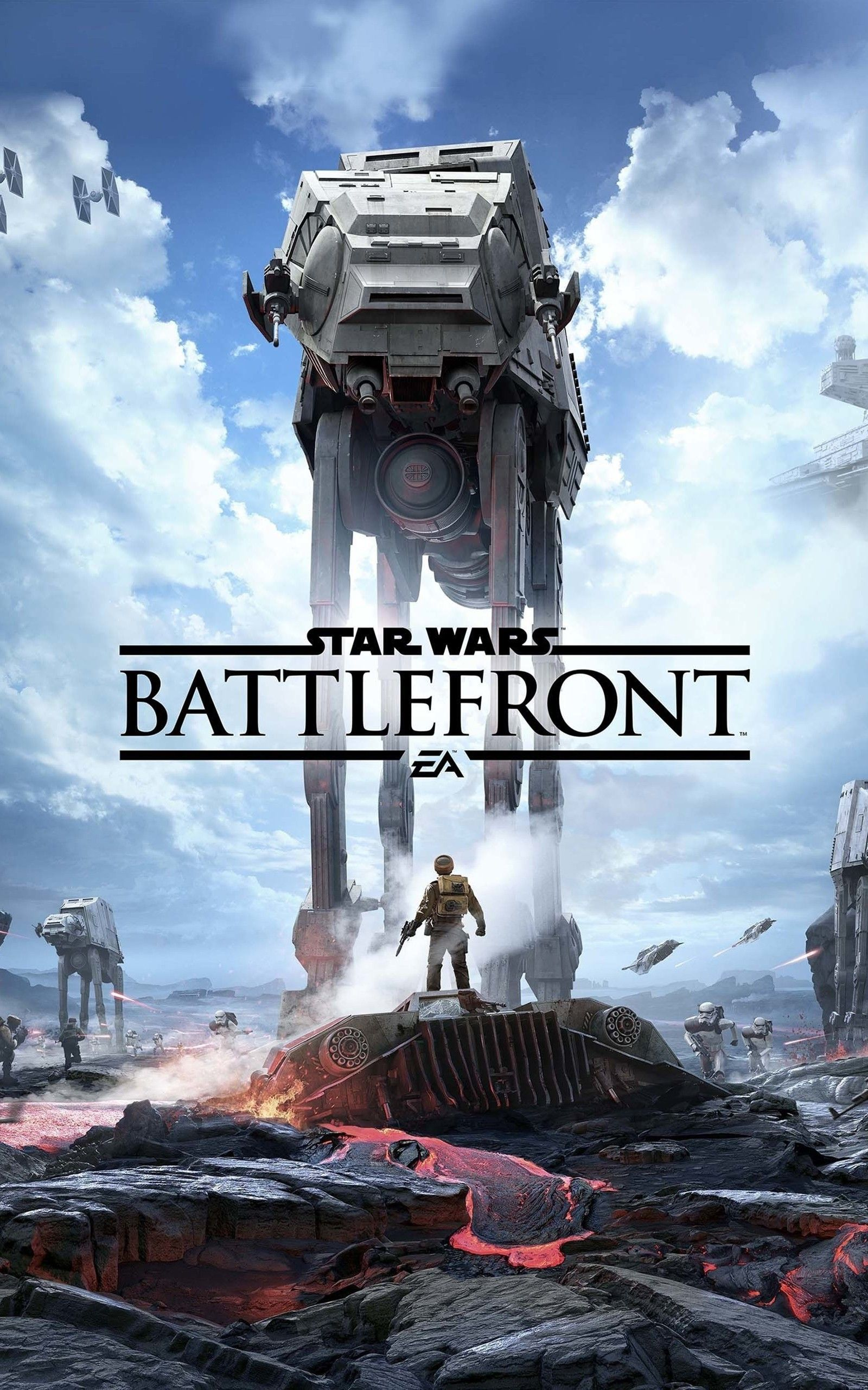 General 1600x2560 Star Wars Battlefront Star Wars video