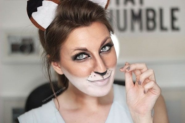 5 Halloween Makeup Looks You Can Actually Master | The Everygirl