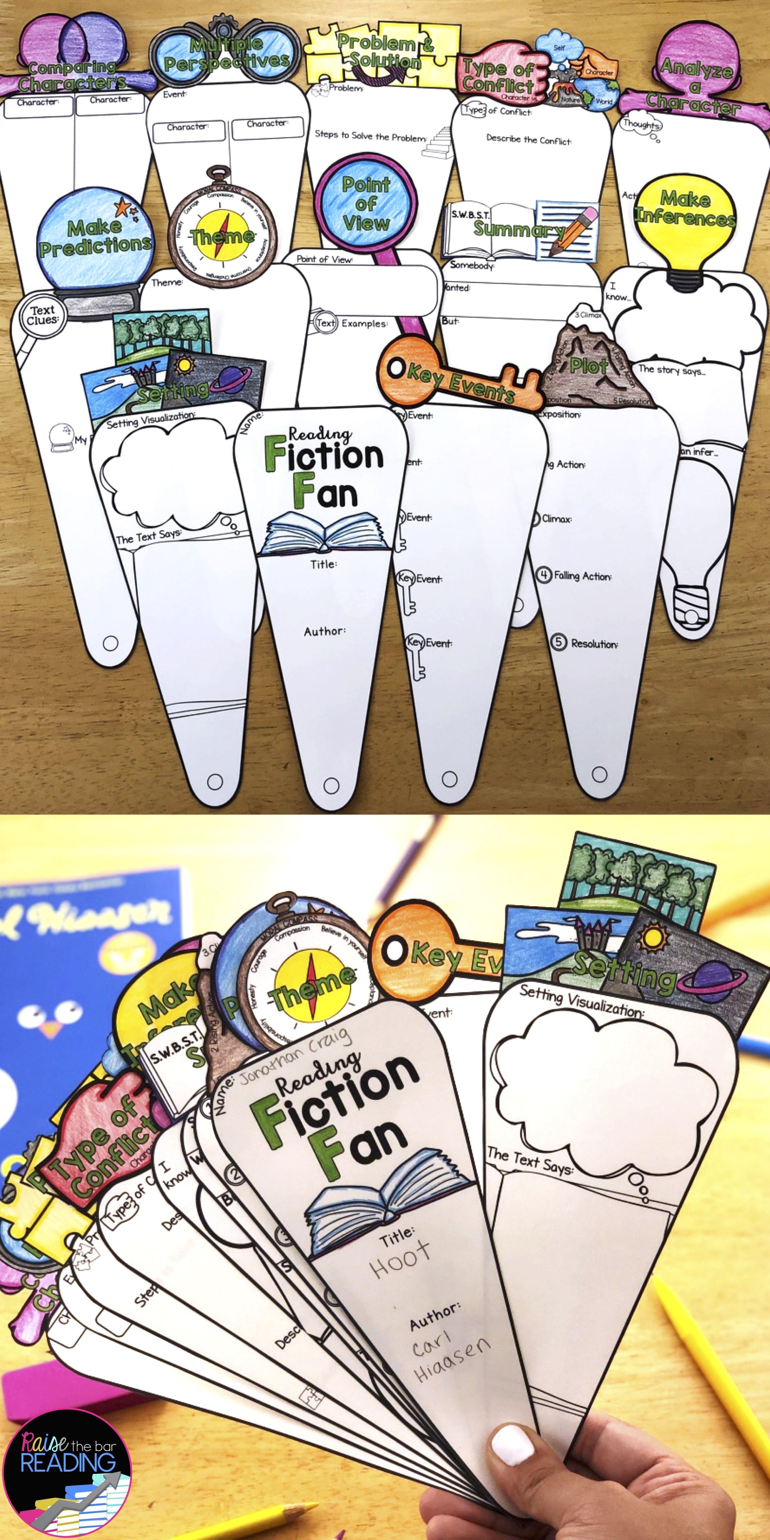 Fiction Reading Fan Fiction Reading Response Fiction
