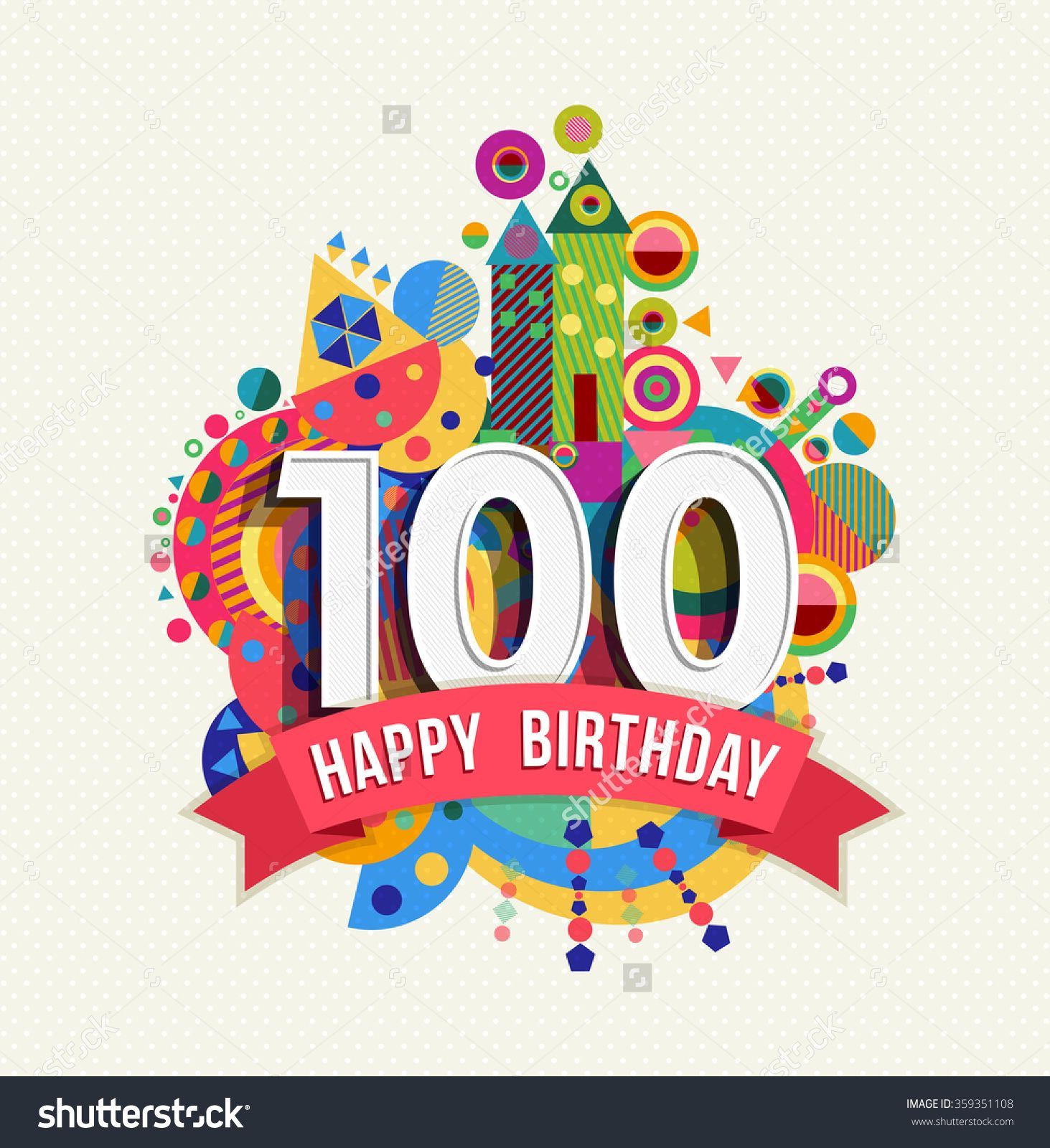Image Result For Happy 100th Birthday Cards Old Birthday Cards Birthday Card Messages Birthday Cards For Her