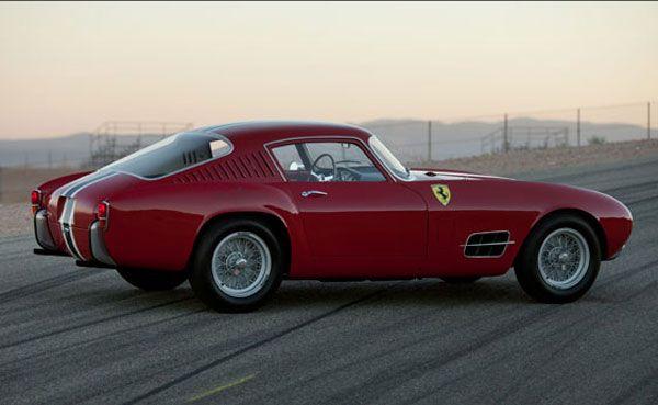 1956 Ferrari 250 GT LWB Berlinetta Tour de France Prototype ...