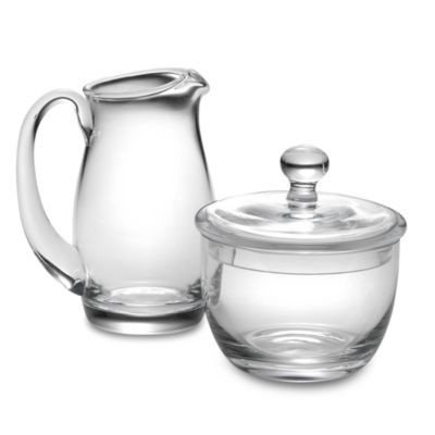 Luigi Bormioli Michelangelo Sugar and Creamer Set - BedBathandBeyond.com  sc 1 st  Pinterest & Luigi Bormioli Michelangelo Sugar and Creamer Set - BedBathandBeyond ...