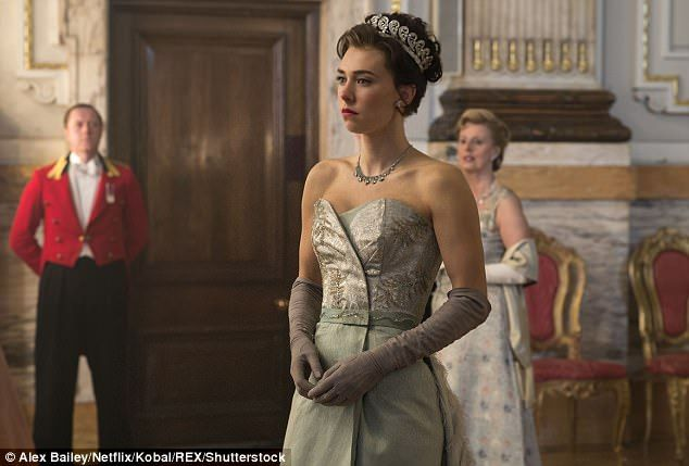 Claire Foy Shines In Season Two Of The Crown By Jim Shelley