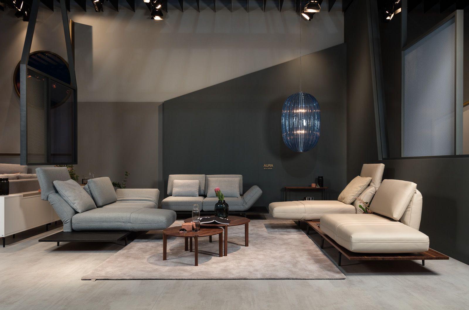 Olf Benz Aura Authentic Elegance For The Living Room Rolfbenz Luxurysofa Designersofa Luxurylivingroom Modern Luxury Living Room Luxury Sofa Sofa Design
