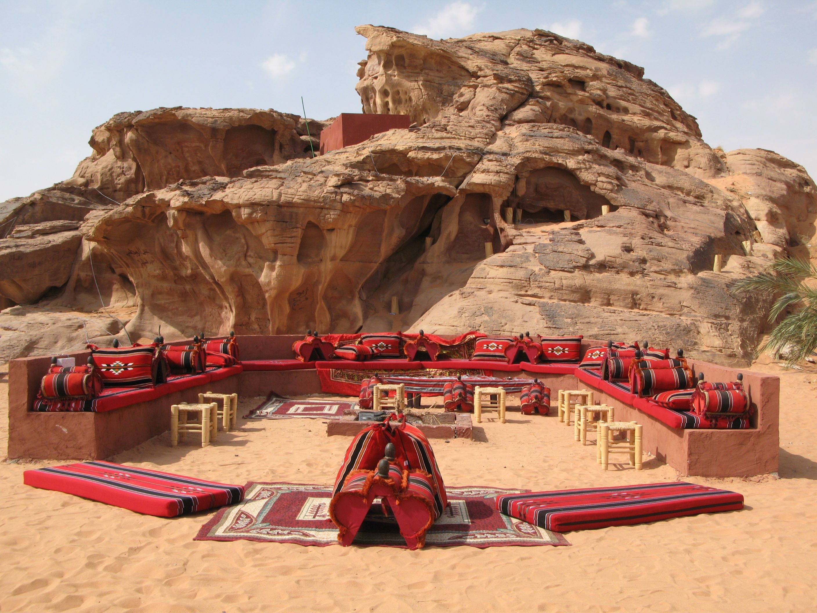 Image result for LITTLE PETRA WADI RUM.