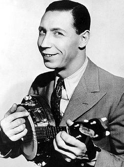 ...  largely unknown in the United States, even in his heyday of the 1930s and 1940s, George Formby was one of the biggest stars in the history of British entertainment. Description from vintagebandstand.blogspot.co.uk. I searched for this on bing.com/images