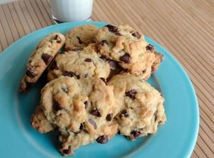 Best Chocolate Chip Cookies Recipe - secret ingredient instant vanilla pudding mix