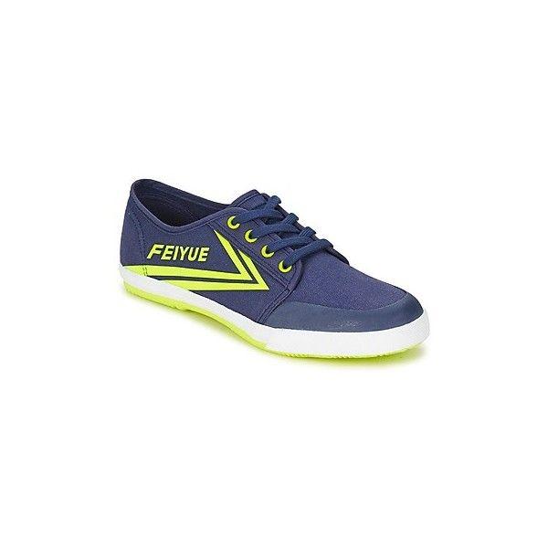 Sneakers blu navy per unisex Feiyue Ymvk5f