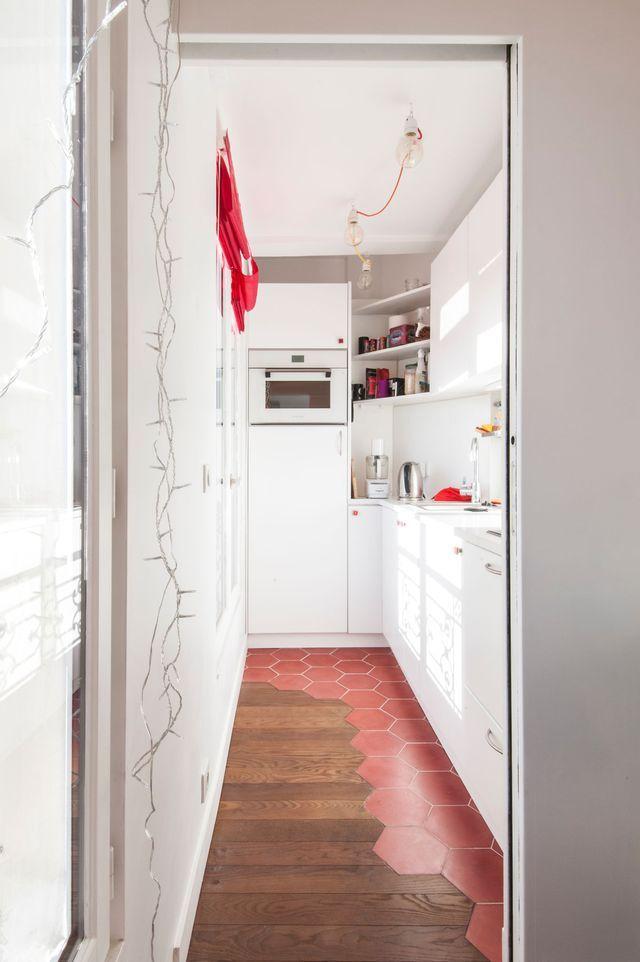 Des petites cuisines fonctionnelles et bien aménagées | Petite ...