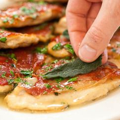 Chicken Saltimbocca Recipes Chicken Saltimbocca Kitchen Recipes