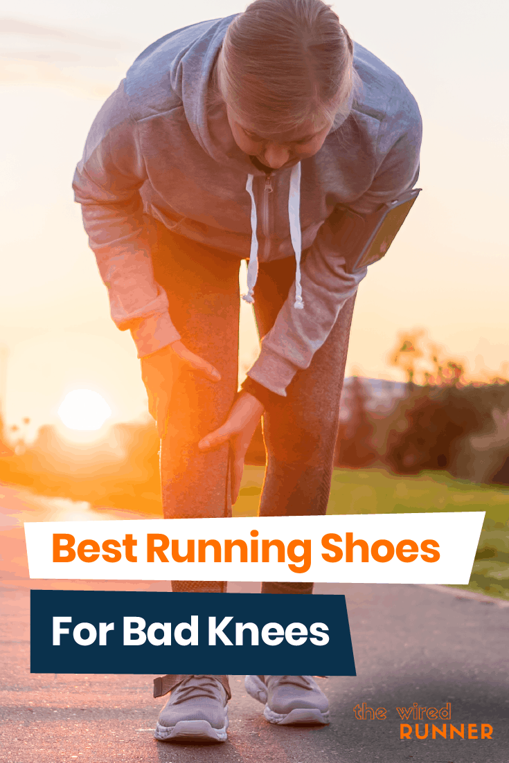 workout shoes for bad knees