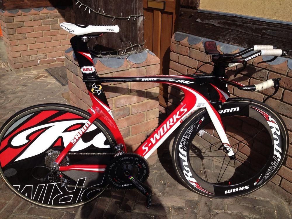 Specialized S Works Shiv TT Time Trial , Triathlon Bike, Road Bike,