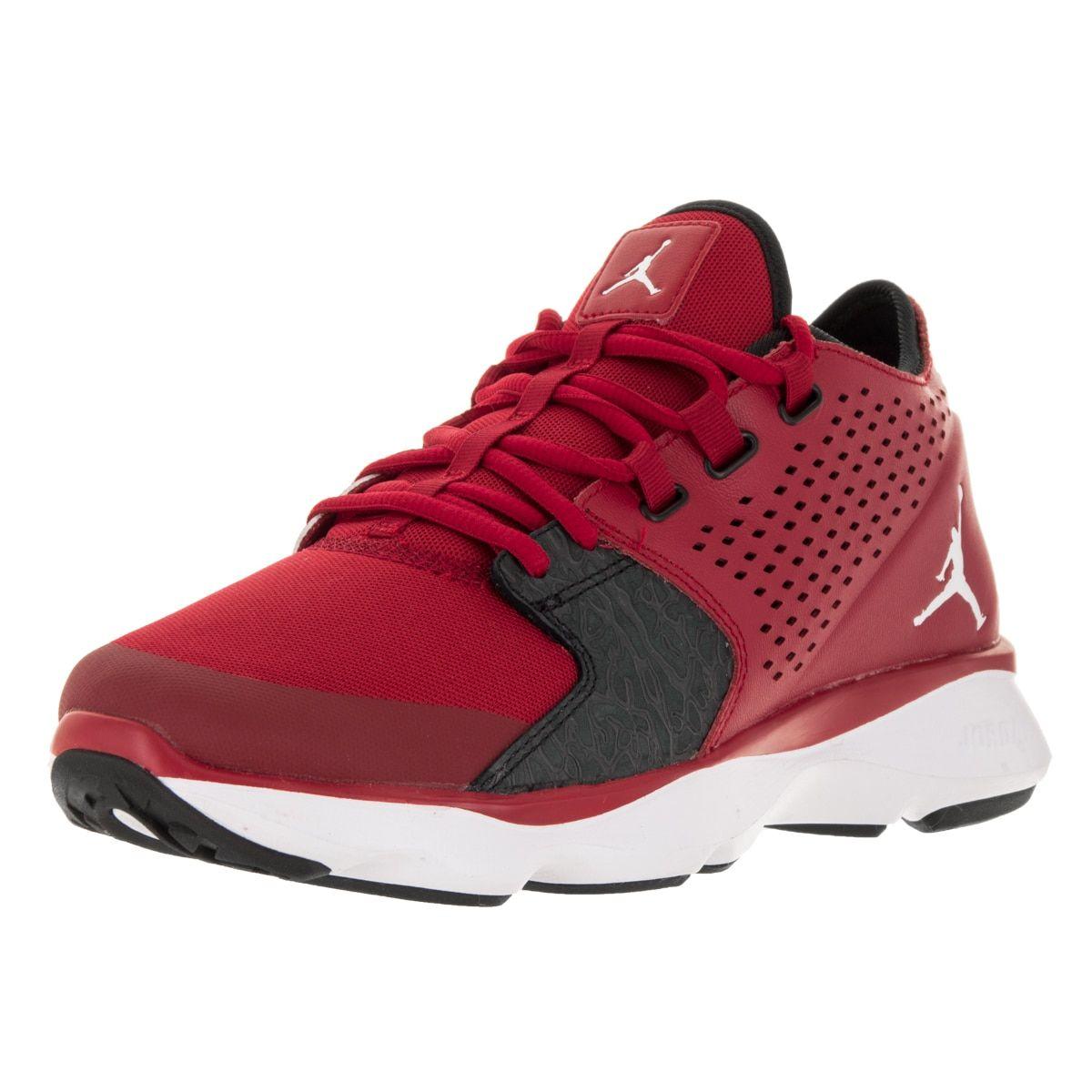 Nike Jordan Men\u0027s Jordan Flow Gym /White/Black/Anthracite Training Shoe