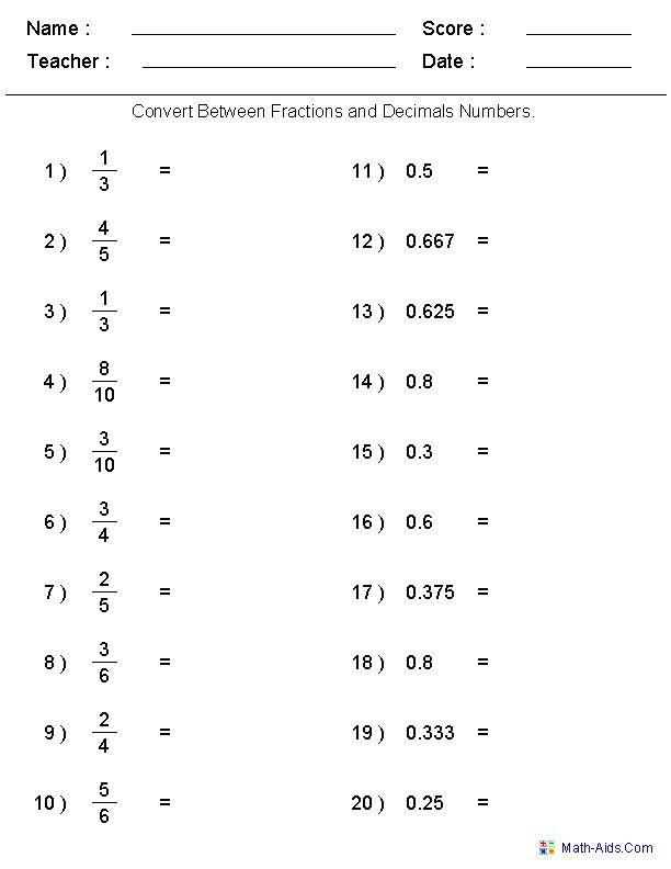 pin by miriam magri on maths ejercicios de fracciones fracciones decimales fracciones. Black Bedroom Furniture Sets. Home Design Ideas