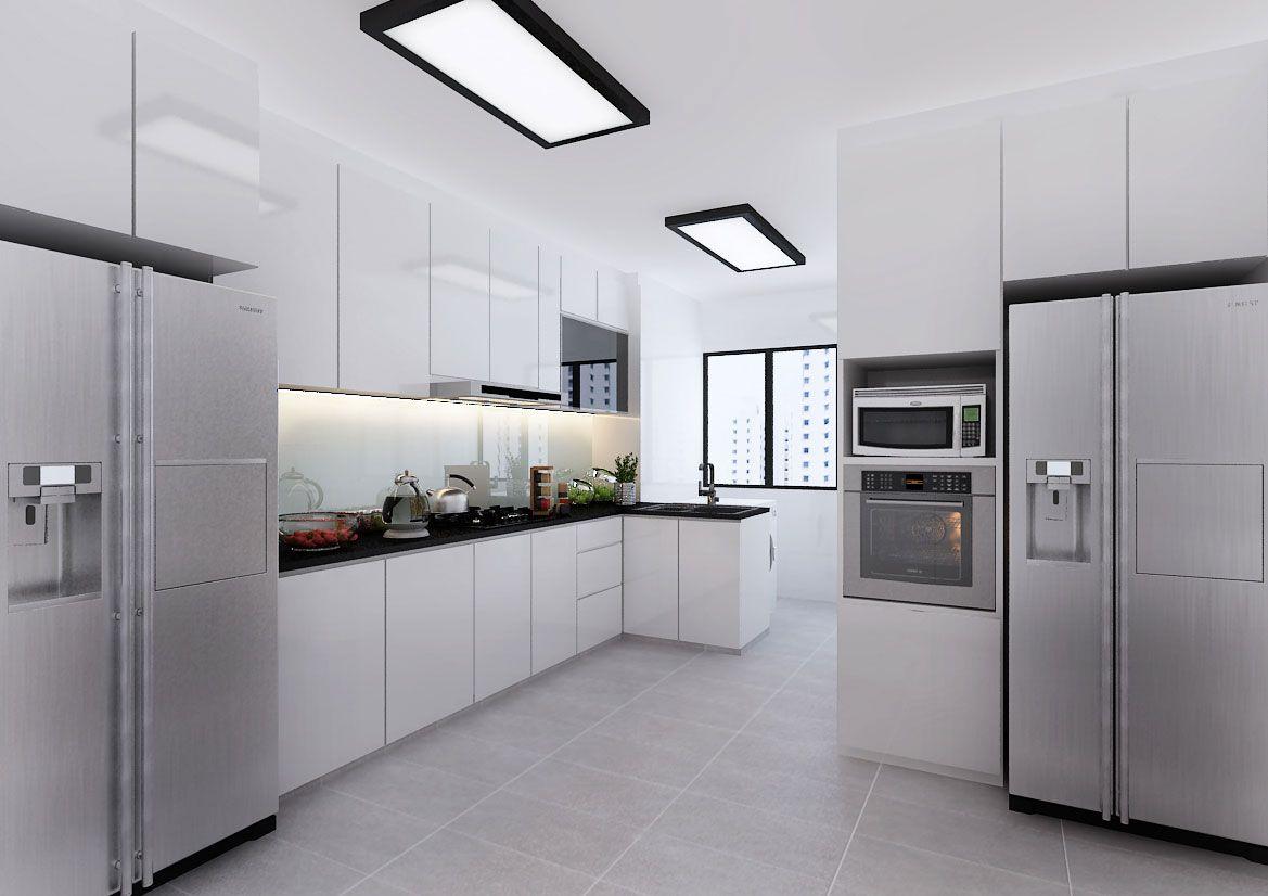 HDB 3 Room Kitchen   Kitchens   Pinterest