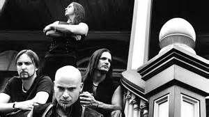 disturbed band -