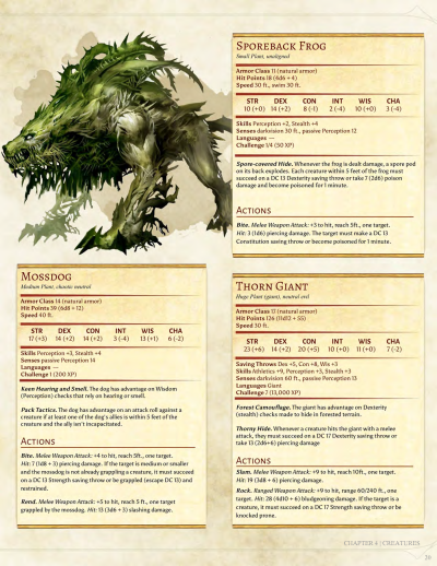 DnD 5e Homebrew — Monsters by Stonestrix | video game stuff in 2019