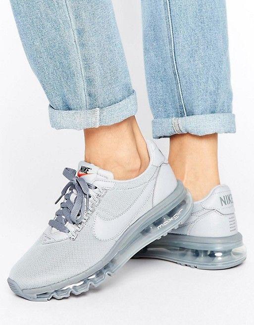 more photos b75a9 f2d9a Compra Deportivas de mujer color gris de Nike al mejor precio. Compara  precios de zapatillas de tiendas online como Asos - Wossel España