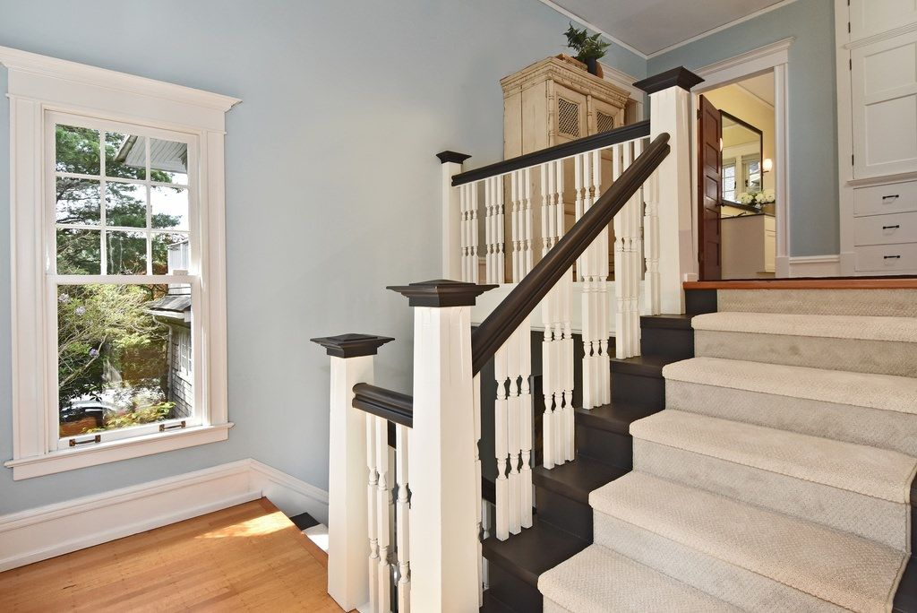 American Foursquare Interior Design Photos 2 Homes With Images