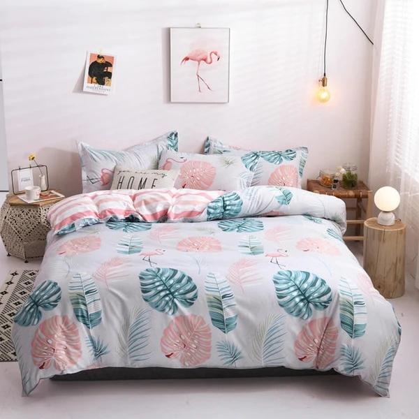 Multi Colored Bedding Sets Headlinebedding Bedding Sets Flamingo Bedding Duvet Cover Sets