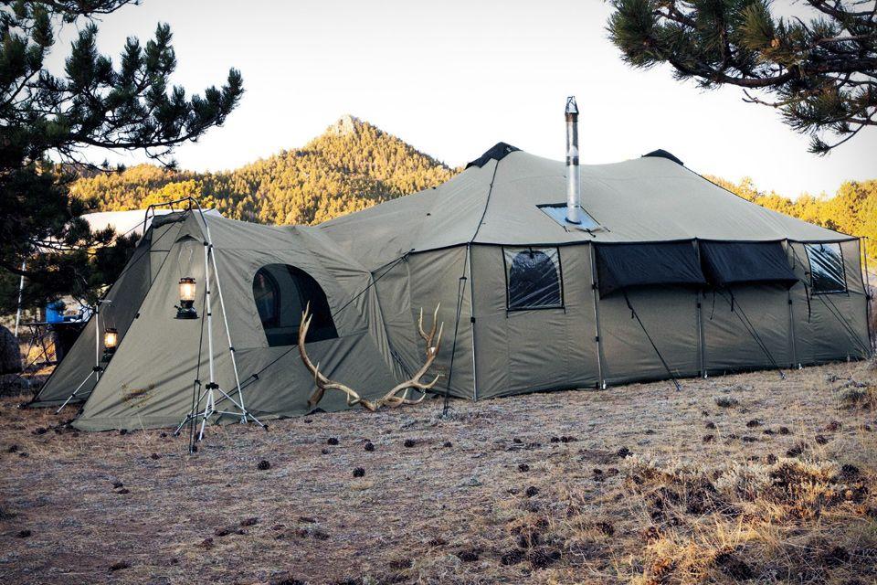 Cabela Ultimate Alaknak Tent Outdoor Camping Tent Outdoor