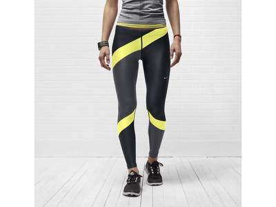 277665b49c5496 Nike Engineered Print Women's Running Tights - $130...currently $103.97 (9/11/13).  Loving the design of these pants, would go great with my highlighter ...