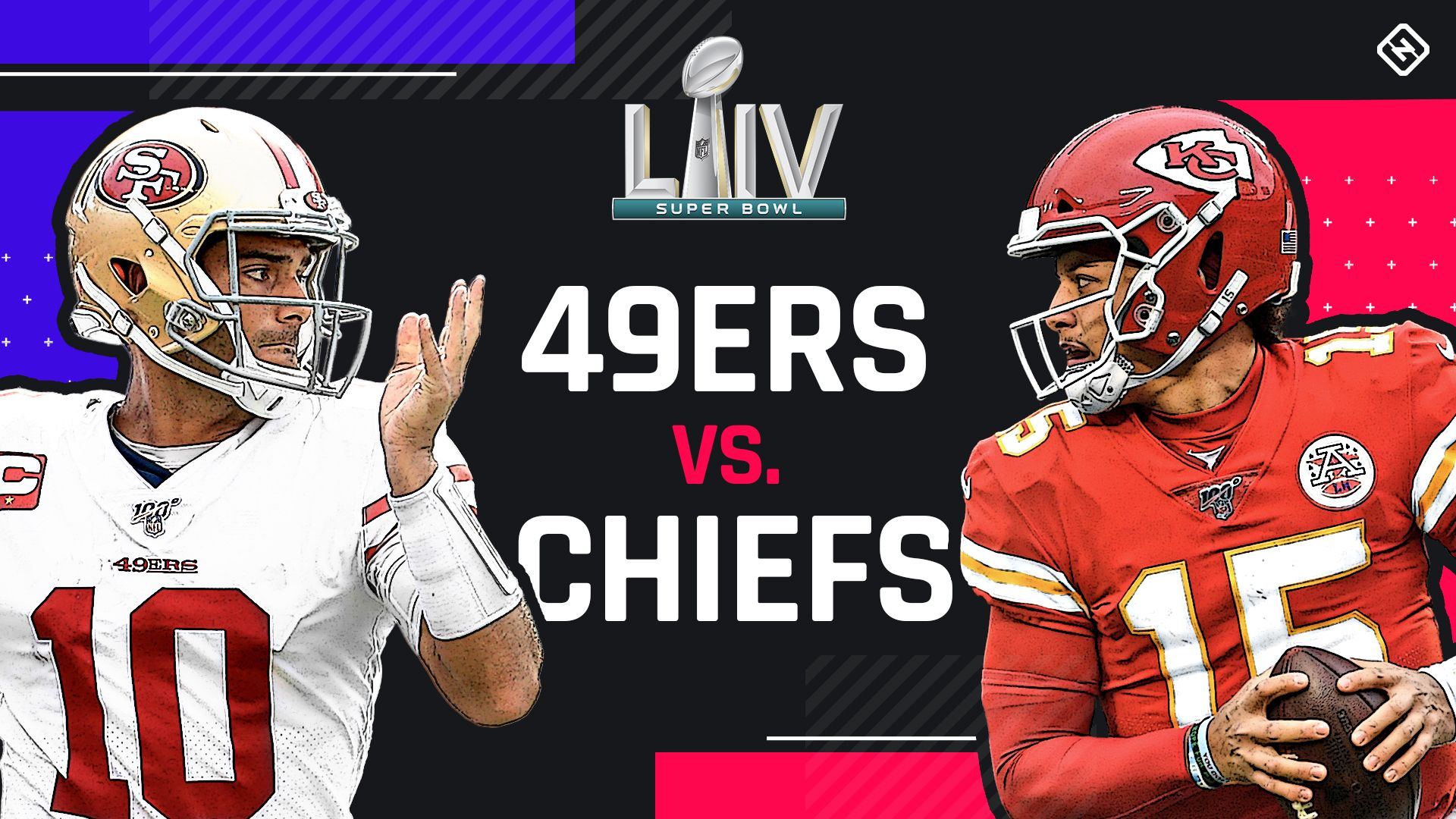 Super Bowl 2020 Odds Line 49ers Vs Chiefs Picks Predictions From Sn Experts Sporting News In 2020 Super Bowl Nfl 49ers Vs Chiefs Super Bowl