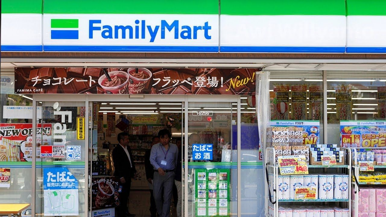 Travel To Japan Family Mart Mini Market Tour Awi Willyanto Japandestinations Japantour Japantravel Japantrip Japan Travel Japan Japan Vacation