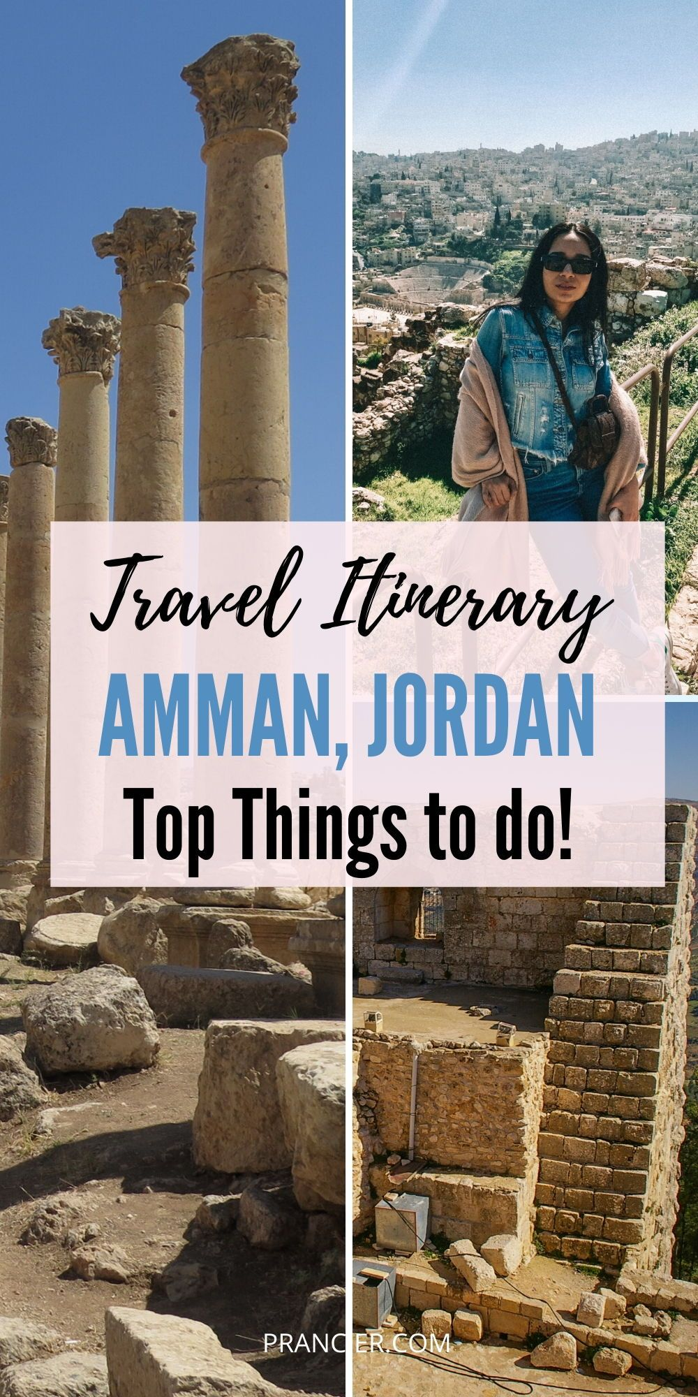Top Things To Do In Amman, Jordan