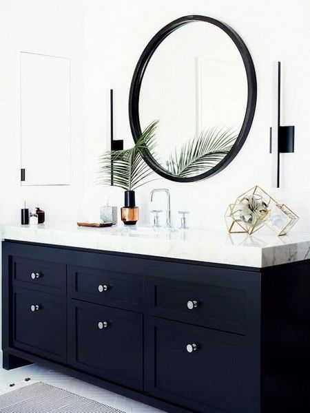Modern Small Bathrooms 2021: New Trends and Decoration ...