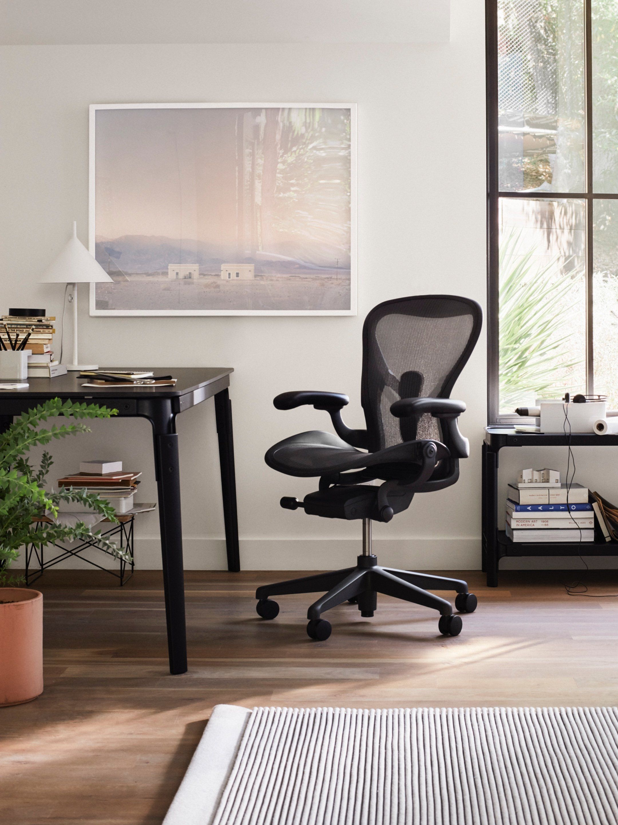 Aeron Chair in 2020 Wooden desk chairs, Chair, Ergonomic