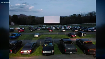 Kings Mountain Drive In Offers Free Movies Asks For Canned Food Wcnc Com Drive In Movie Theater Drive In Movie Drive In Theater