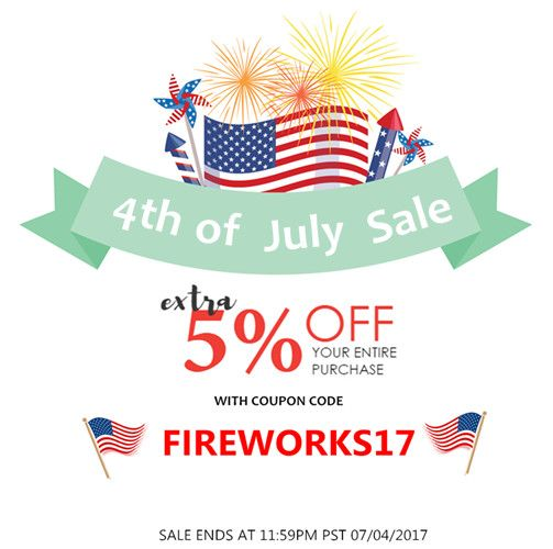 4th of July Sale Coupon Code from NYFifth