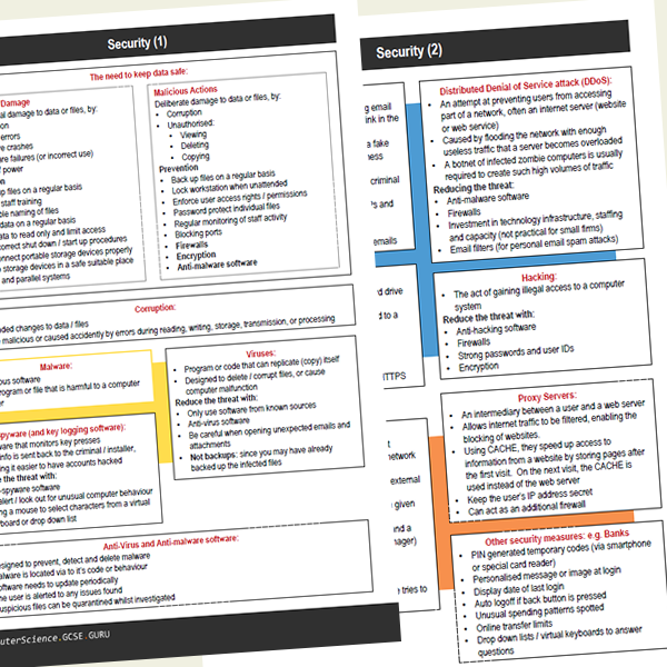 Security Cheat Sheet Cheating, Computer science, Cheat