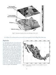 Resultado de imagen para plano topografico de Coahuila curvas de nivel