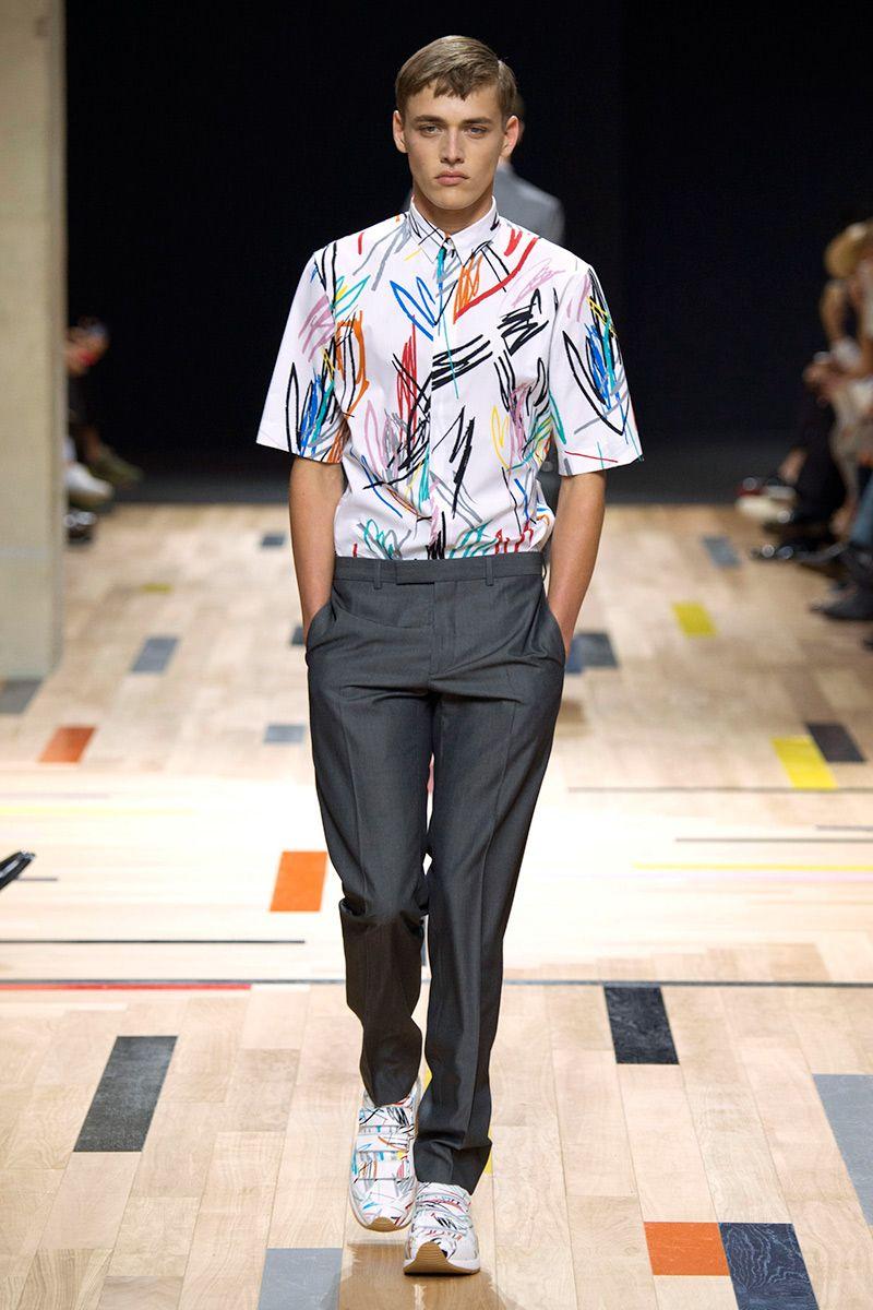 Dior Homme Summer 2015