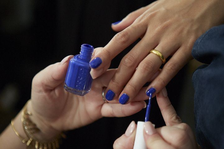 foto de Best Nail Polish Trends Looks Swatches 2017 2018: NYFW