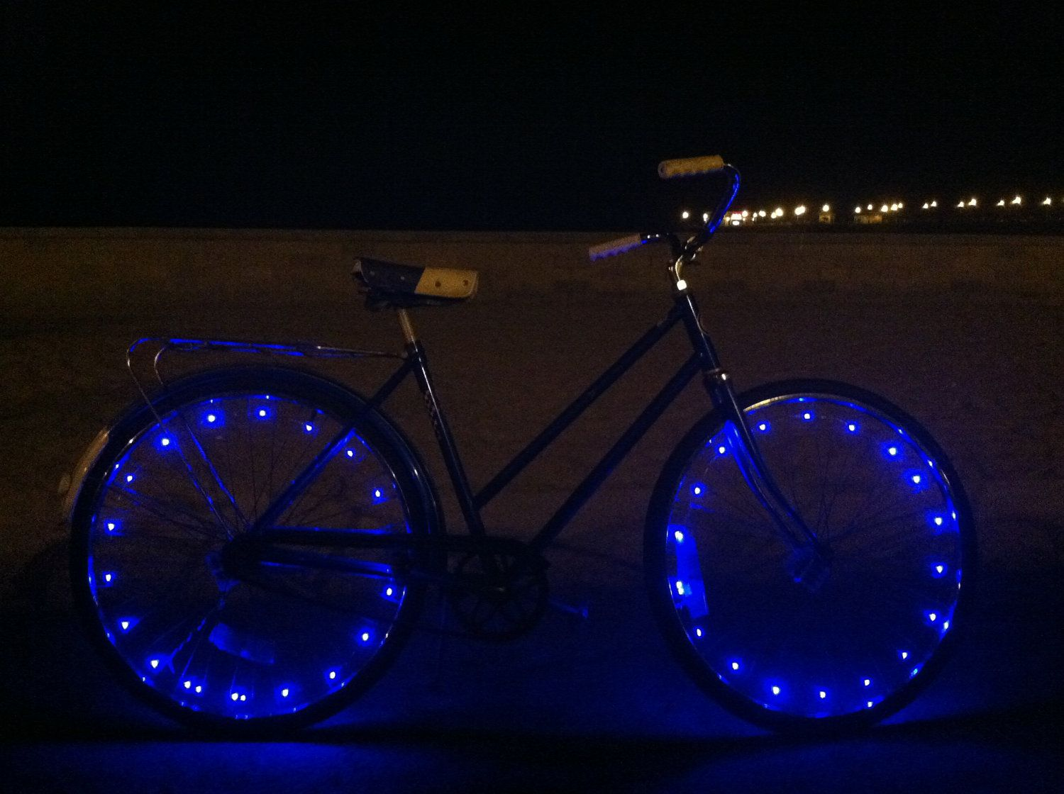 Glowmatic - LED Bike Lights - Free Shipping Offer - limited time only.. $24.95, via Etsy.