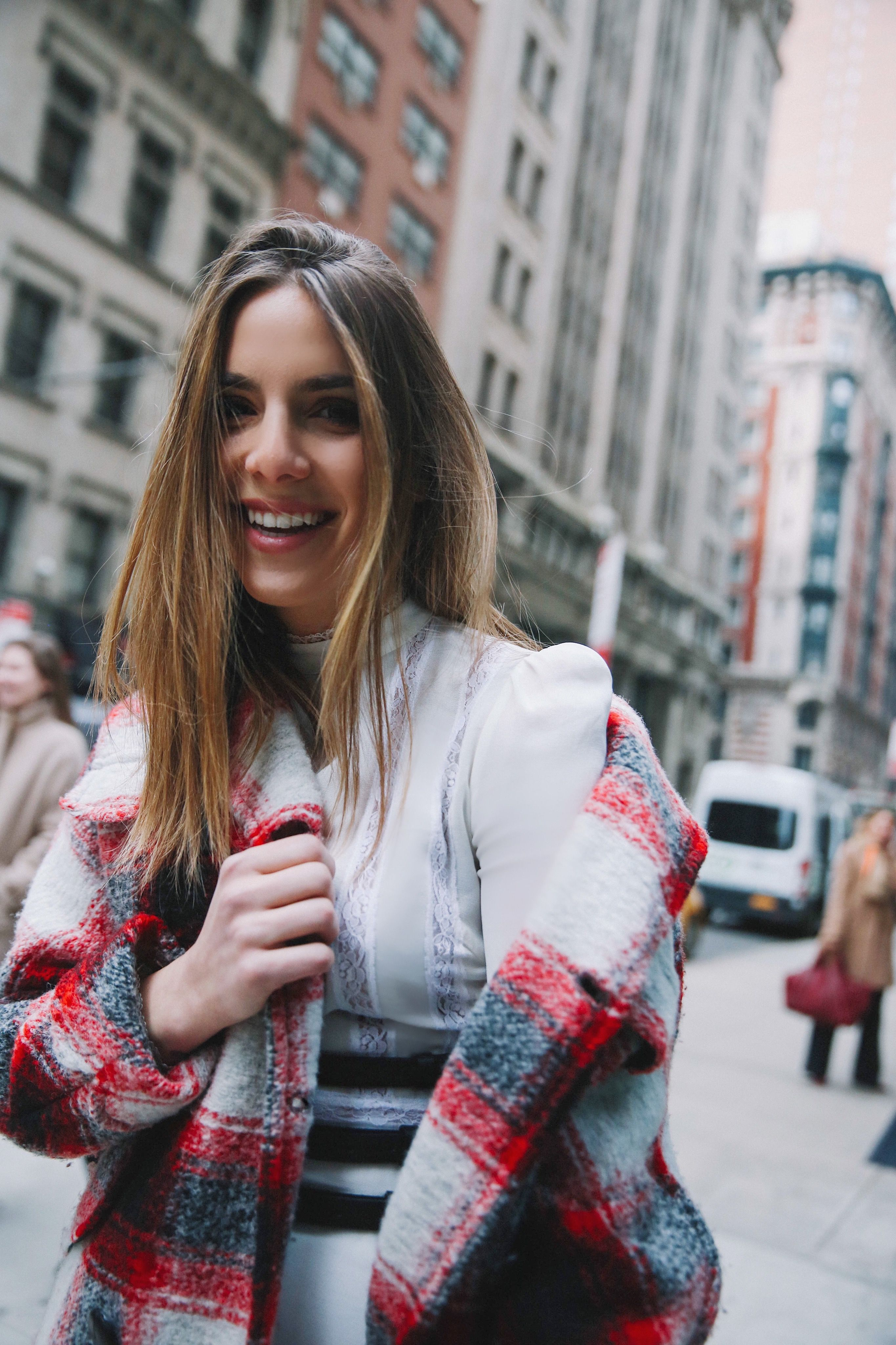 Erin grey style by the people new york fashion week wearing isabel
